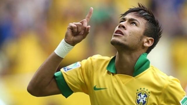 Neymar Brezilya