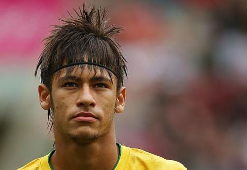 Neymar Saç Modeli