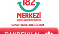 182 Hastane Randevu Alma Sistemi Hakkında Bilgi