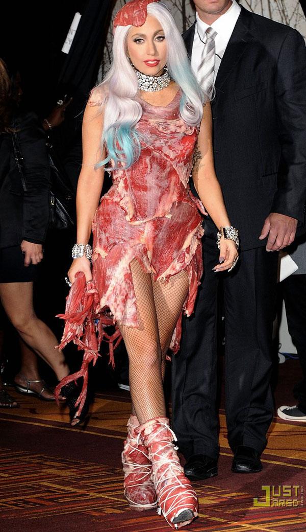 Lady Gaga Et Kostümü