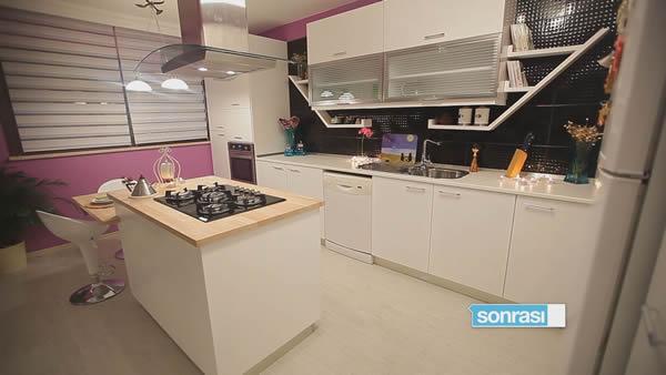 Evim Şahane Mutfak