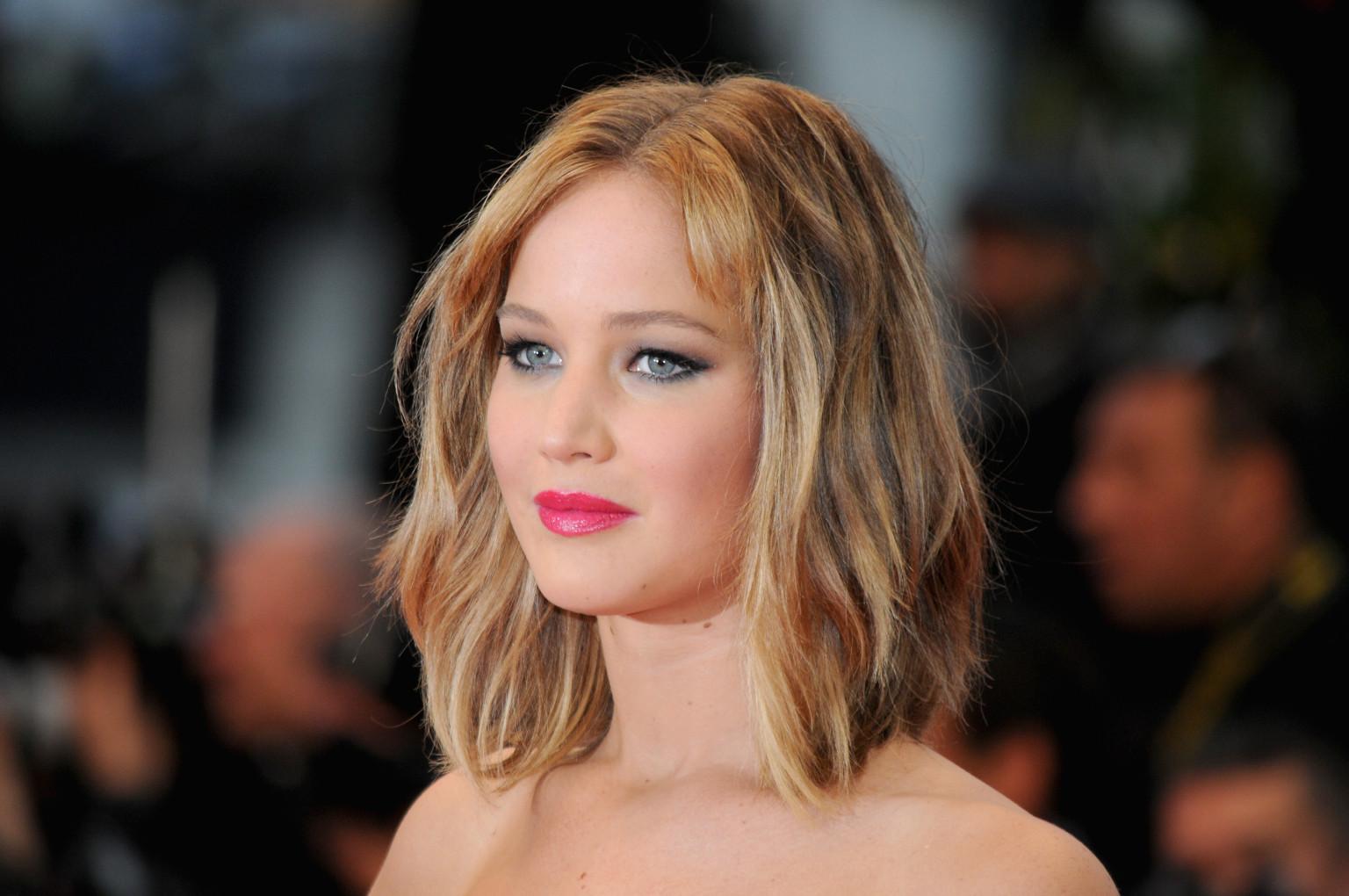 Jennifer Lawrence Saçları