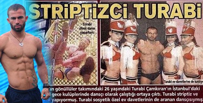 Turabi Striptiz Direk Dansı