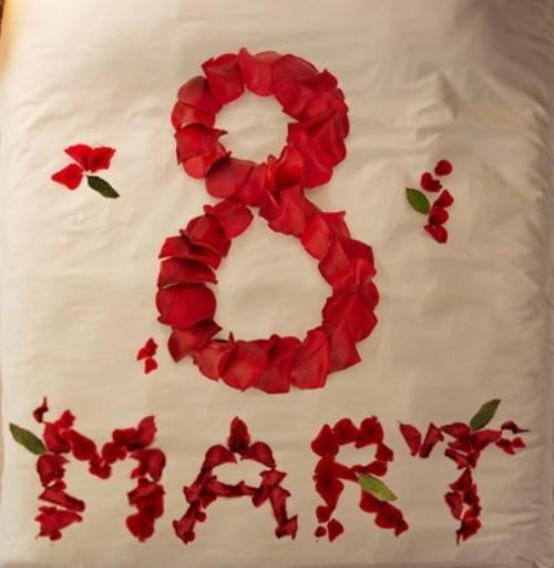 8 Mart mesajları