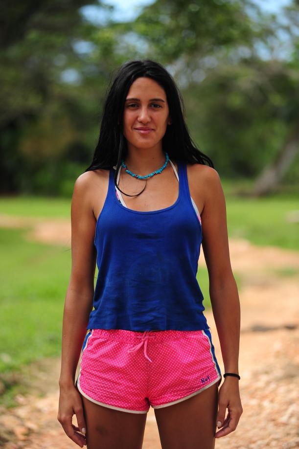 Survivor All Star Sahra