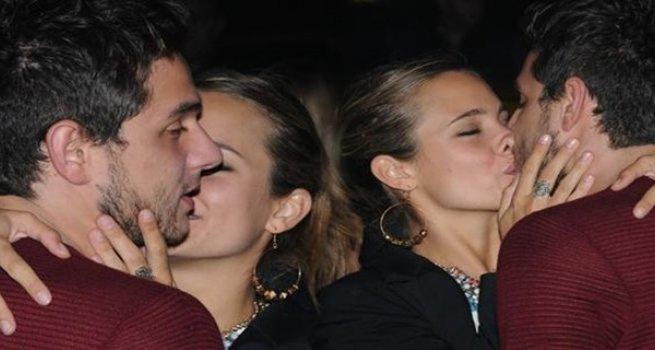 Sercan Badur ve Sevgilisi