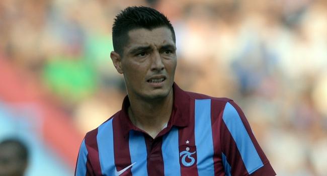 Oscar Cardozo Trabzonspor