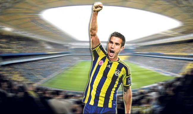 Van Persie Fenerbahçe