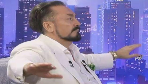 Adnan Oktar Dans