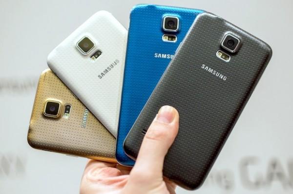 Samsung Galaxy s5 Özellikleri