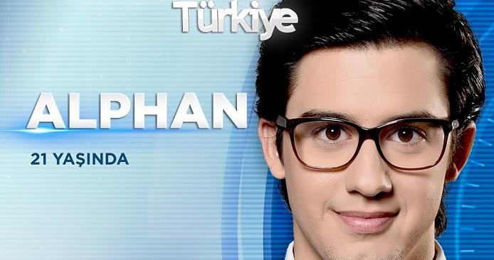 Big Brother Türkiye Alphan