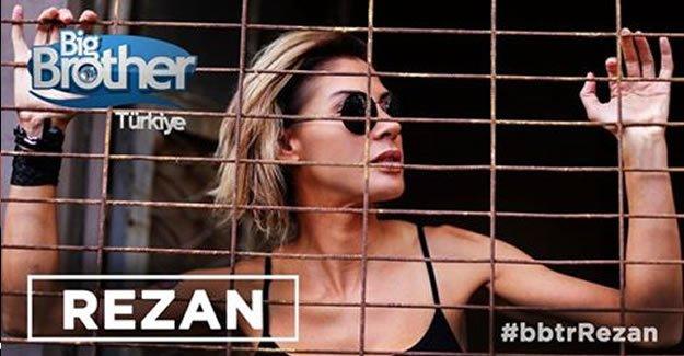 Big Brother Türkiye Rezan