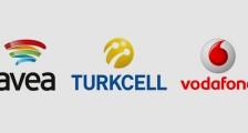 Turkcell, Vodafone, Avea Şifre Alma