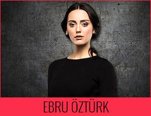 Survivor Ebru Öztürk