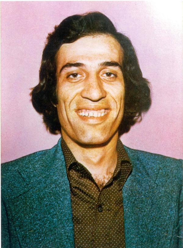 Kemal Sunal Uzun Saçlı