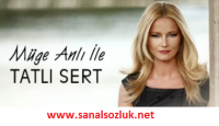 Atv Müge Anlı ile Tatlı Sert Mail Gönder (tatlisert@mügeanli.com.tr)