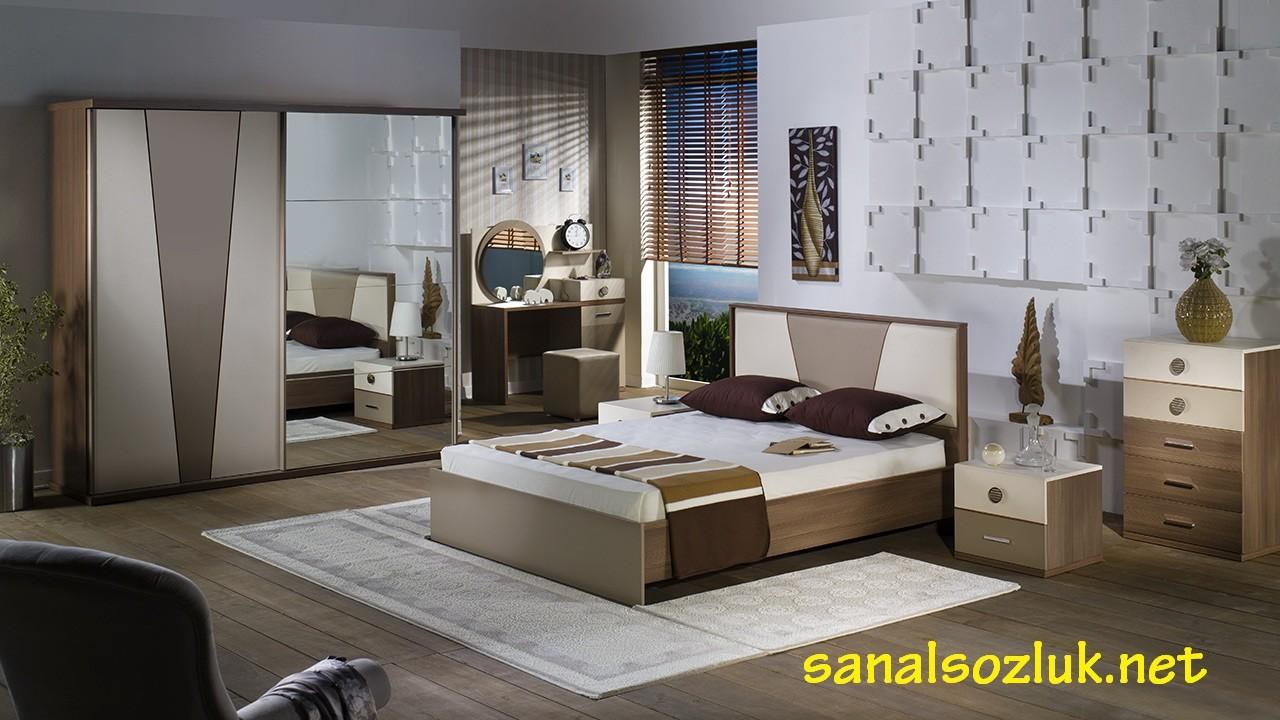Eva Yatak Odası