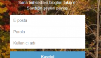 Tumblr Kaydol