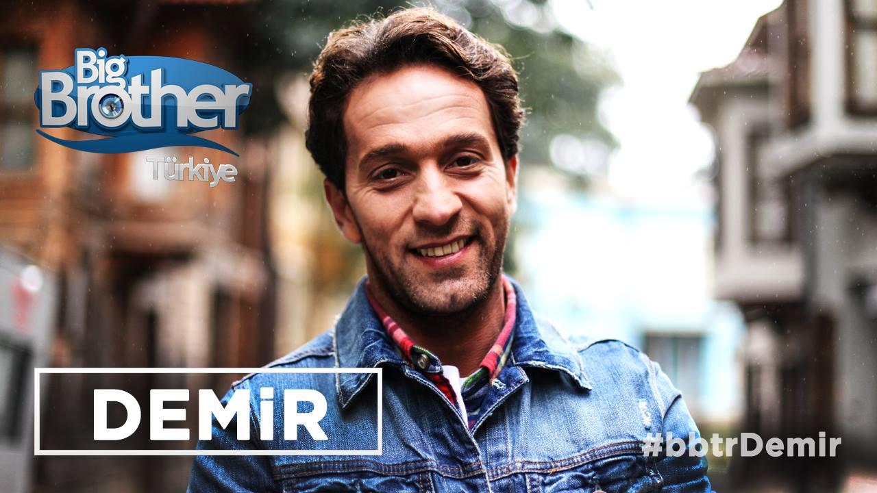 Big Brother Türkiye Demir