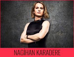 Survivor Nagihan Karadere