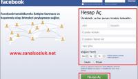 Facebook Hesap Nasıl Açılır ?