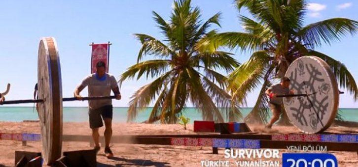 İşte Heyecan Dolu Survivor Türkiye – Yunanistan'ın 2. Bölüm Tanıtımı!